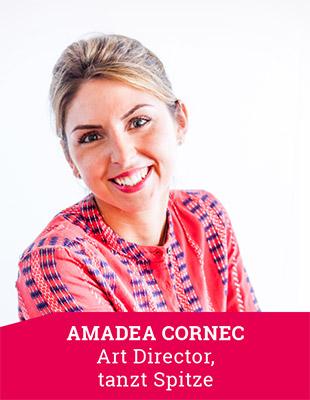 Art Director Amadea Cornec