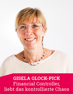 Financial Controller Gisela Glock-Pick