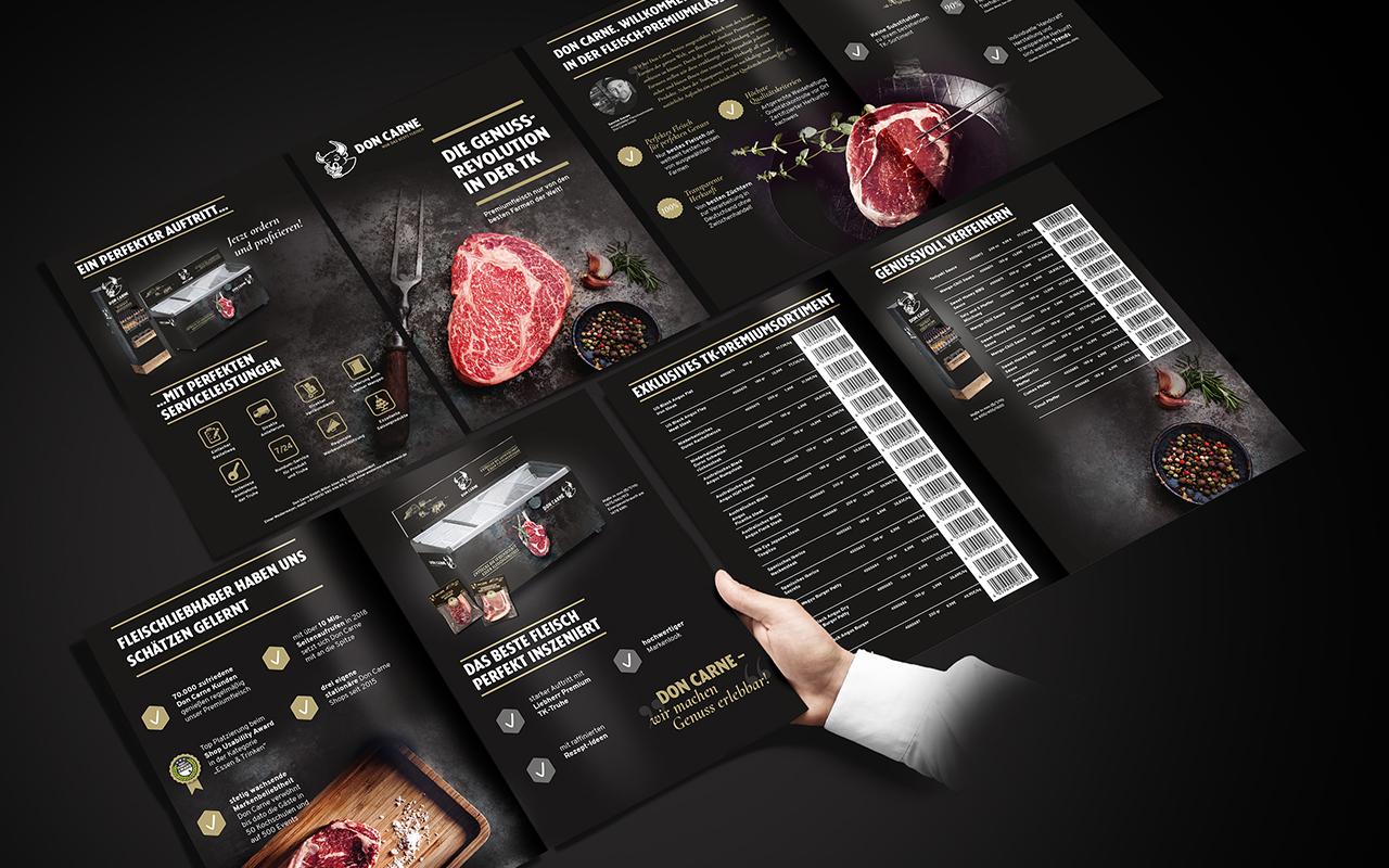 Don Carne Salesfolder