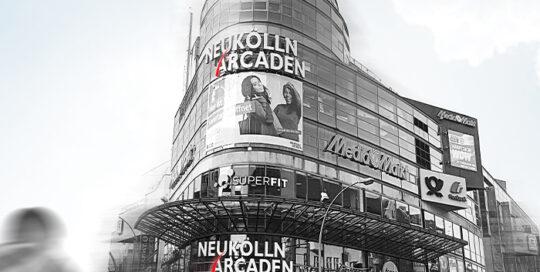 Neukölln Arcaden Kaufhaus Berlin