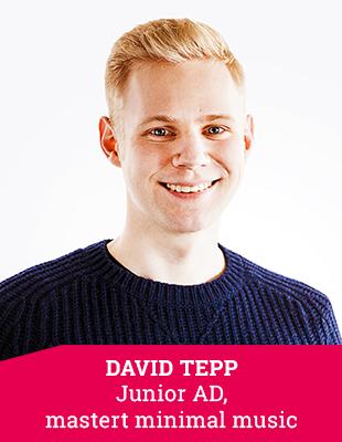 Junior AD David Tepp