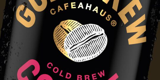 Nahaufnahme Produktbild Coldbrew Coffee Dose