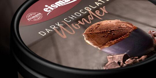 eismann Premium Eis Package Design