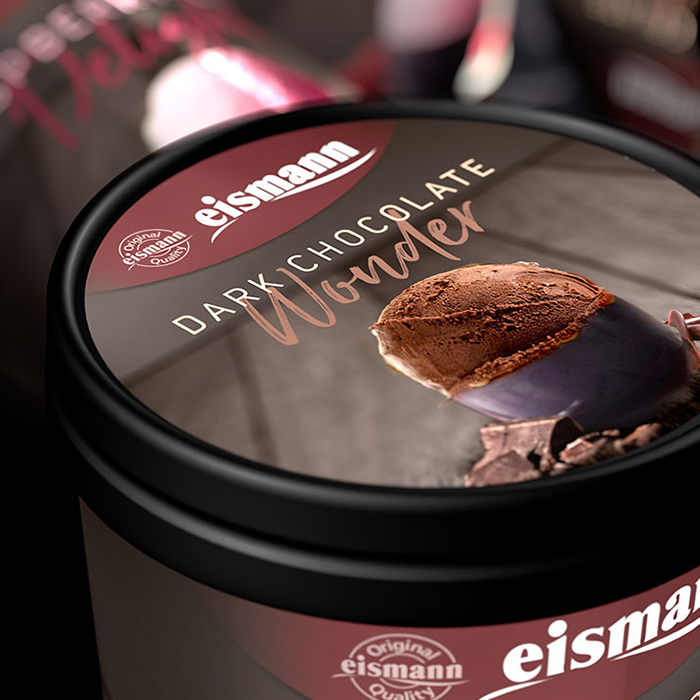 eismann Premium Eis Package Design